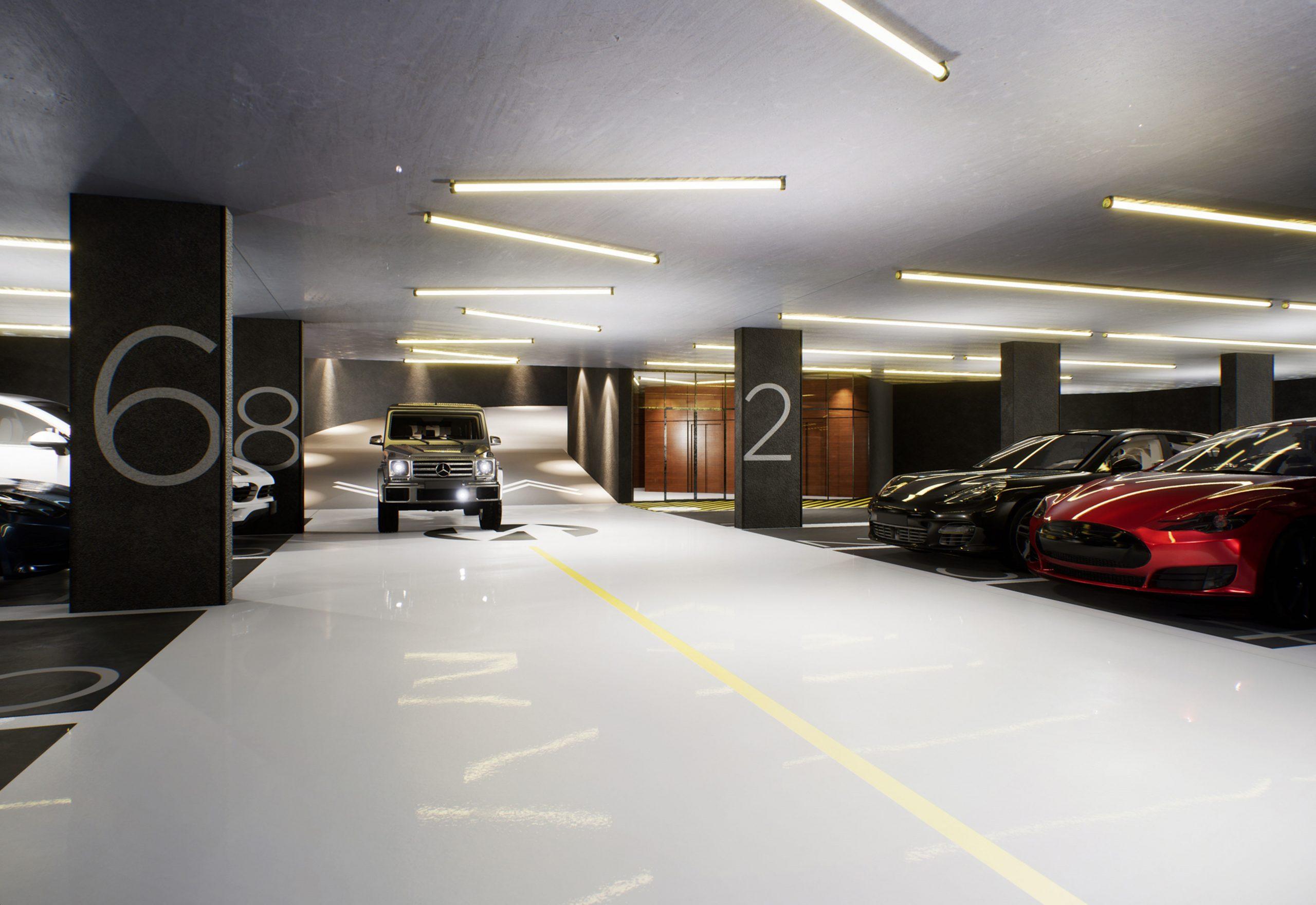 1181-Queen-West-Condos-Parking