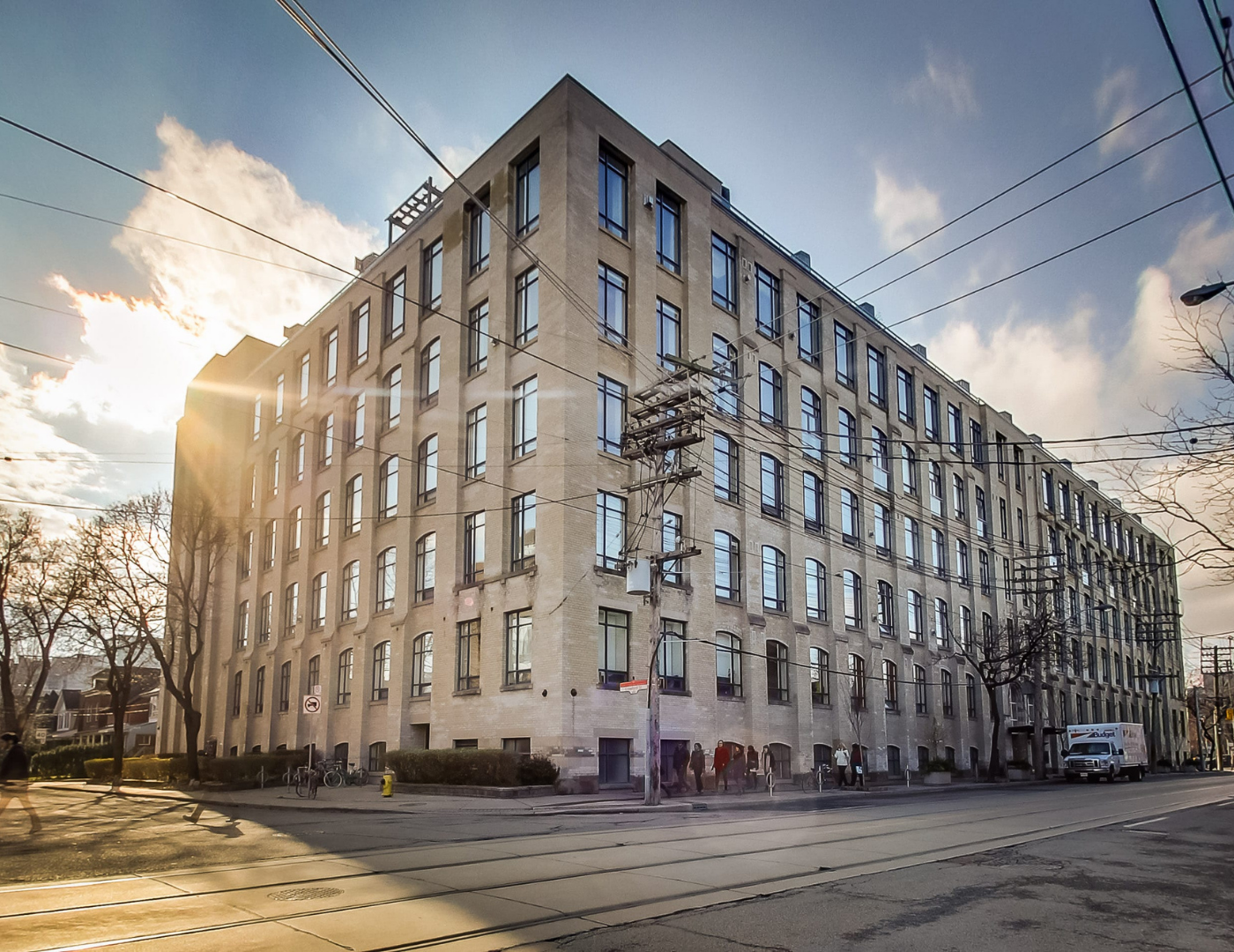 Candy Factory Lofts at 993 Queen Street West